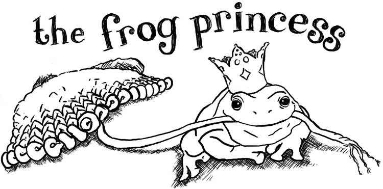 frog princess header 750