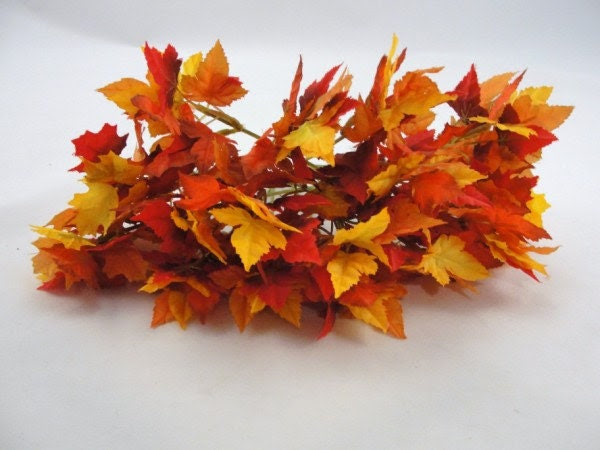 20 Autumn or Fall leaves picks - CraftSupplyHouse