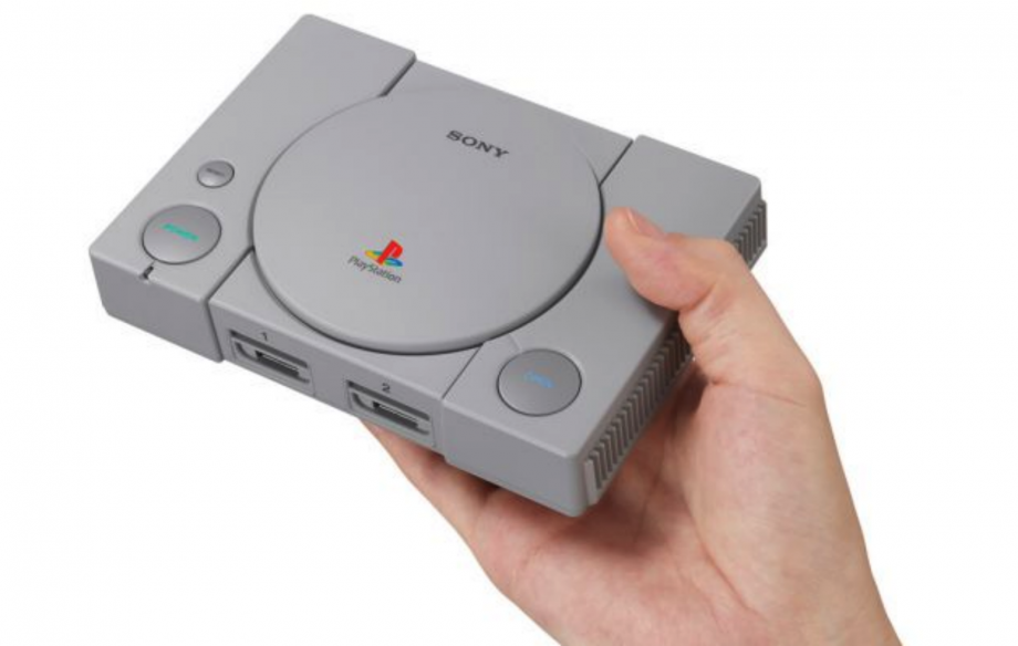 Relive Your Childhood As Sony Is Bringing Back The PlayStation Classic