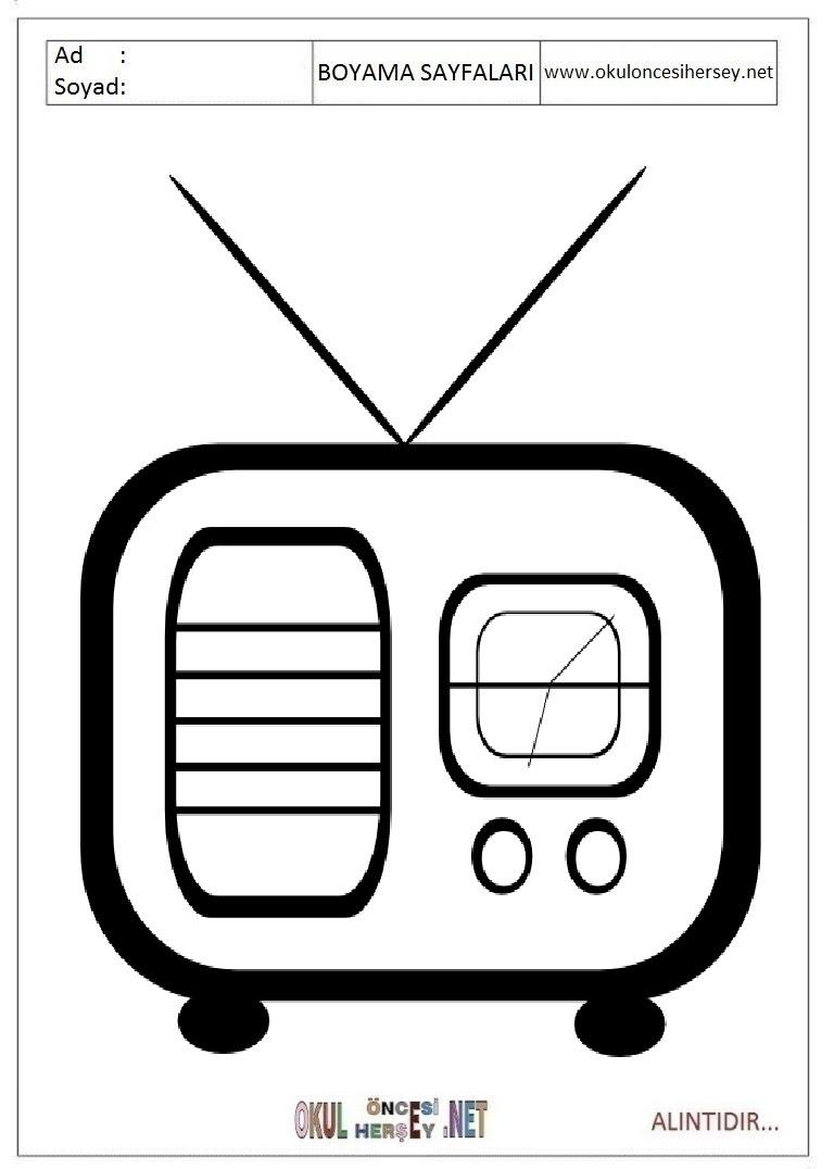 Radio Boyama Sayfaları