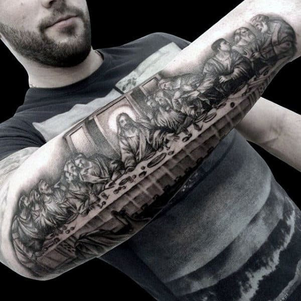 Top 100 Most Meaningful Christian Tattoos [2020