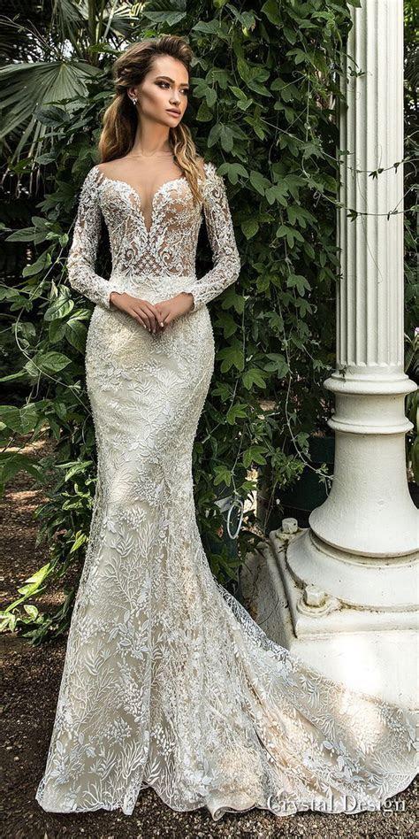 Crystal Design Wedding Dresses 2018 ? Royal Garden