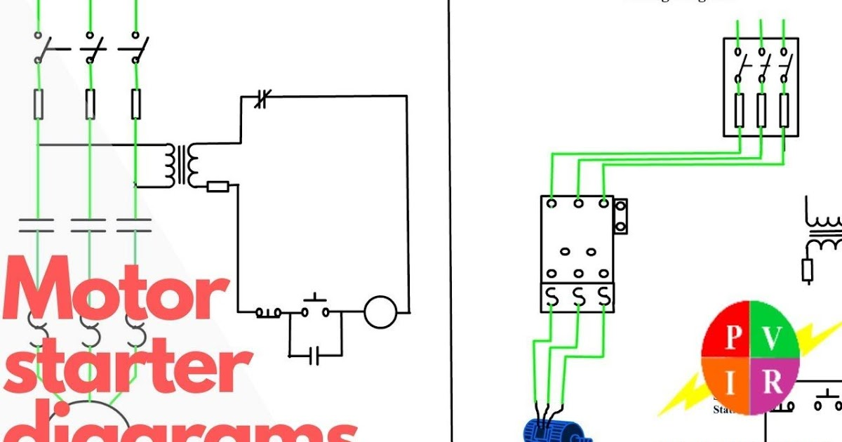 3 Wire Start Stop   Electrical Wiring