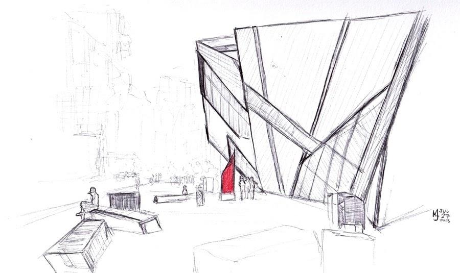 Series: Toronto Sketches
