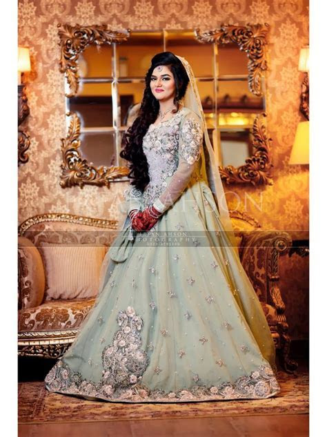 Latest Asian Bridal Wedding Gowns Designs 2018 2019 Collection