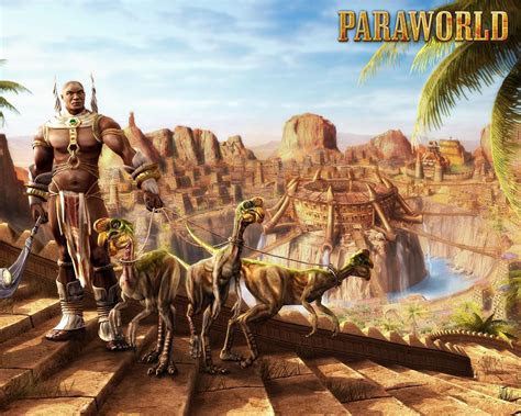 paraworld wallpapers games wallpapers