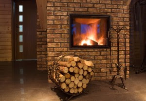 Convert Wood Fireplace to Gas | How We Replace Your Old ...