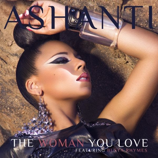 The Woman You Love (Single Cover), Ashanti