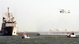 La Quinta Flota en Barhréin
