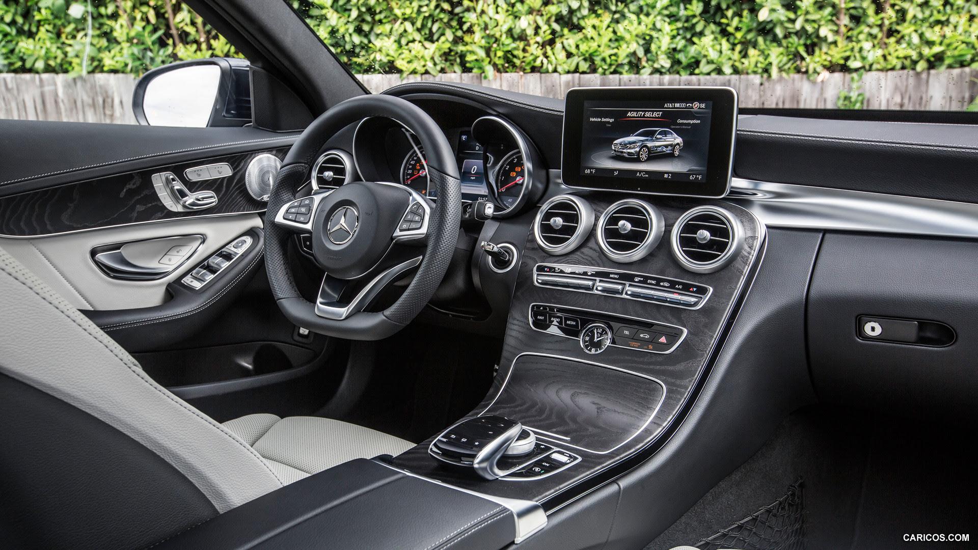 2015 Mercedes-Benz C-Class C400 4MATIC (US-Spec ...