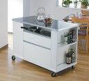 【送料無料】キッチンカウンター : アイランドカウンター 幅120cmタイプ DS1200i