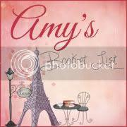 Amys Booket List