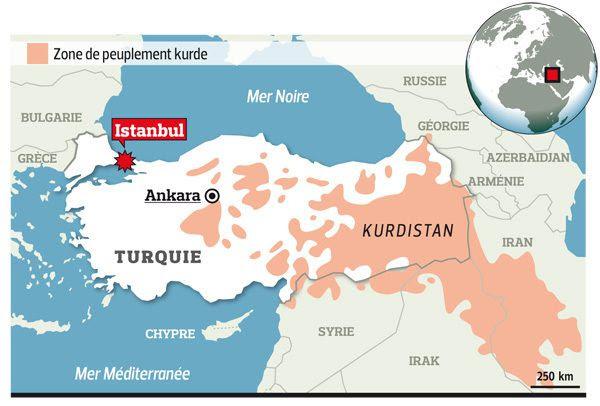 Comme si Erdogan n'avait pas assez de problèmes...