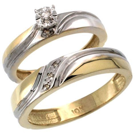 Most popular wedding rings: Silver and white gold wedding