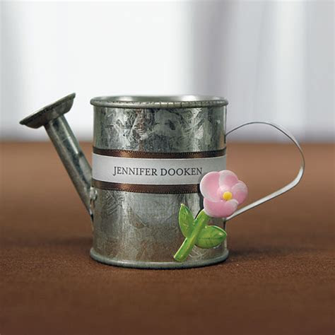 Mini Watering Cans, Wedding Favours, Bridal Showers