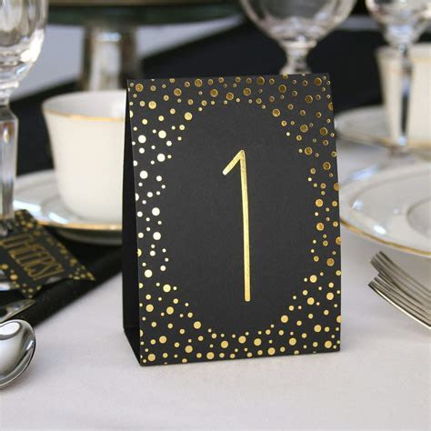 Top 10 Best Wedding Table Numbers   Heavy.com