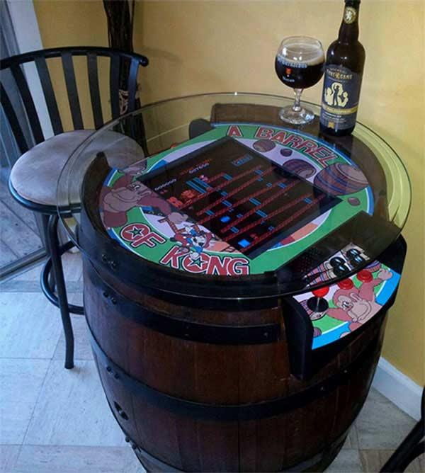 25 Brilliant Diy Ways Of Reusing Old Wine Barrels Amazing Diy