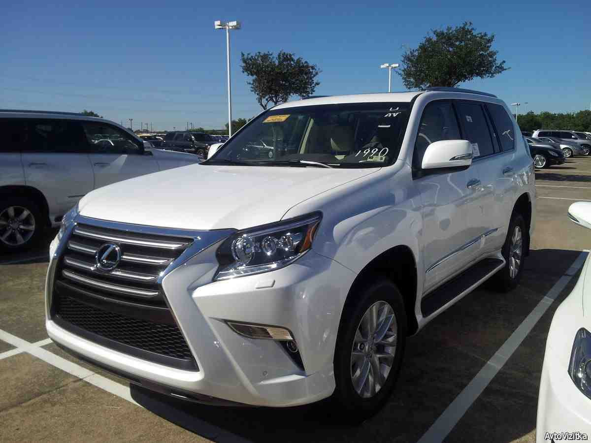 2017 Lexus GX 460 High on Refinement, One of Most Luxury SUV