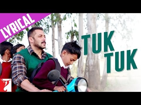 TUK TUK SONG LYRICS - SALMAN KHAN