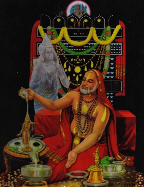 Sri Guru Raghavendra: Sri_Guru_Raghavendra-image Â« Chiraan's Astrology