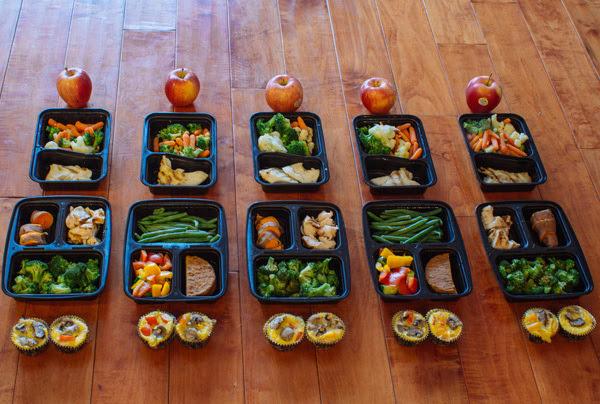 Meal Prep Monday Week 2