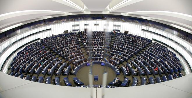 Panorámica del Parlamento Europeo.-  REUTERS/Vincent Kessler