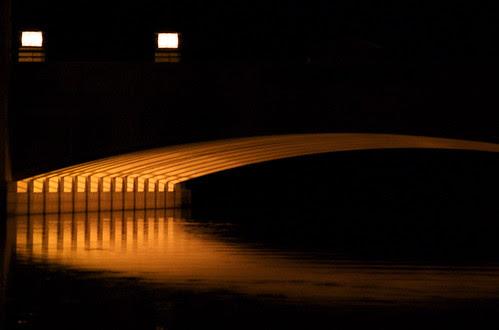 Bridge Over Yahara River