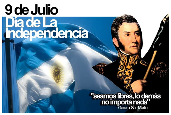 Image result for independencia argentina