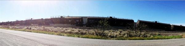 Oil Train in Whatcom County