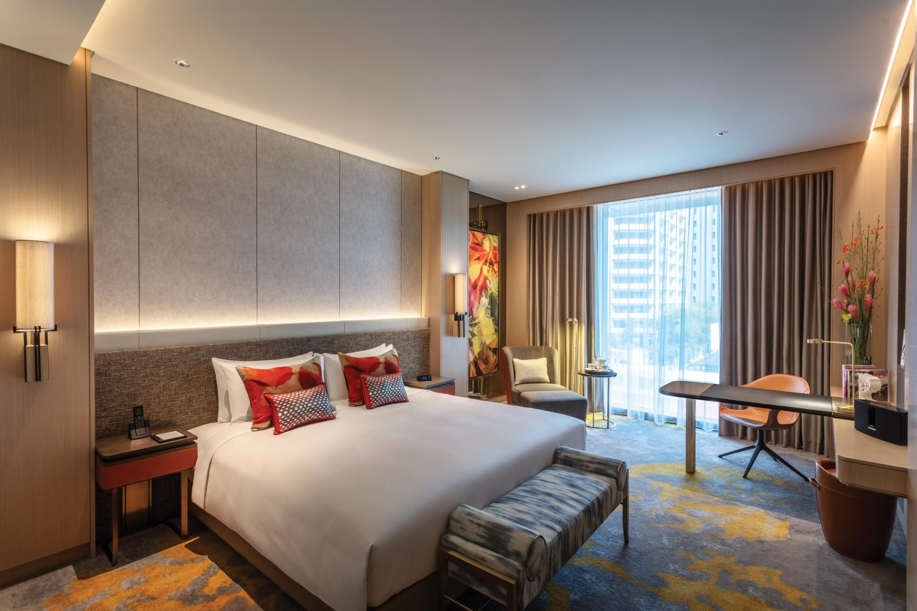 Sofitel Singapore City Centre Luxury Room 11