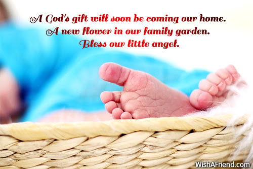 Baby Birth Announcement Wordings