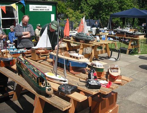 KMBC Open Day Boats