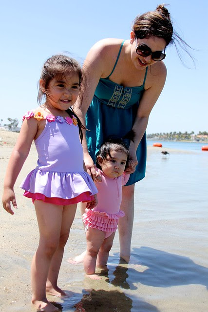 First Beach Day of the Summer 2012 12