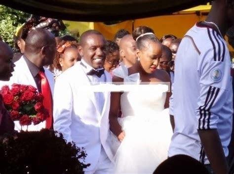 Photos Of Teacher Wanjiku's Wedding   Naibuzz