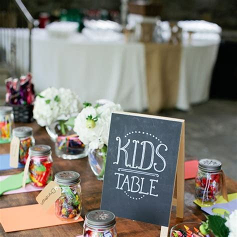 Kids Table at Weddings: What's the Best Decision for Your