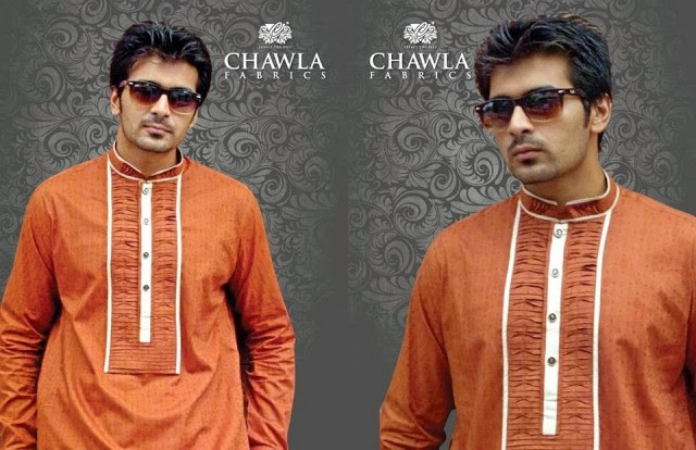 Kurta-Design-for-Mens-Wear-by-Chawla-Fabrics-Kurta-Pajama-Shalwar-Kamiz-Suit-8