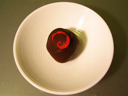 Chocolate Debian by oskay.