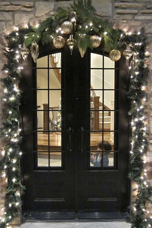 58 Great Outdoor Christmas Decorating Ideas For 2013 | Christmas