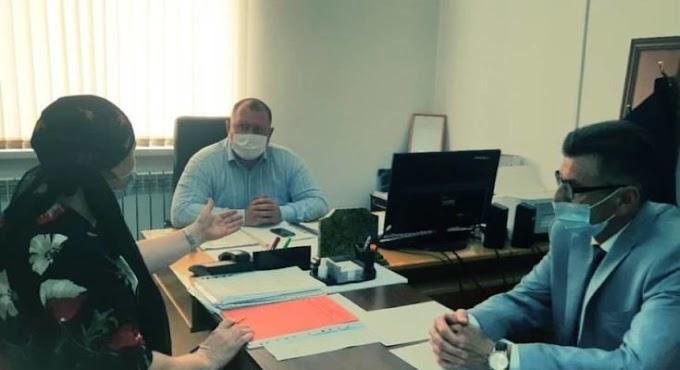 Вадминистрации Назрановского района Ингушетии обсудили работу поповышению финансовой культуры граждан