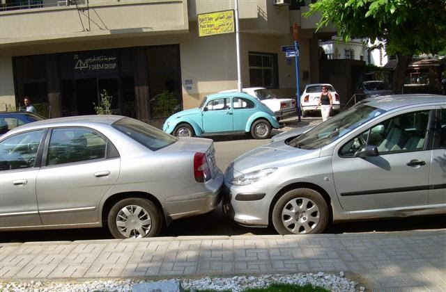 How to save parking space