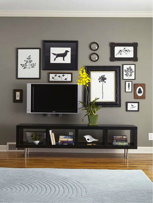 Wall Decorations Ideas Tv Wall Decoration