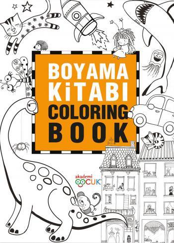 Boyama Kitabi Kolektif Altın Kitaplar