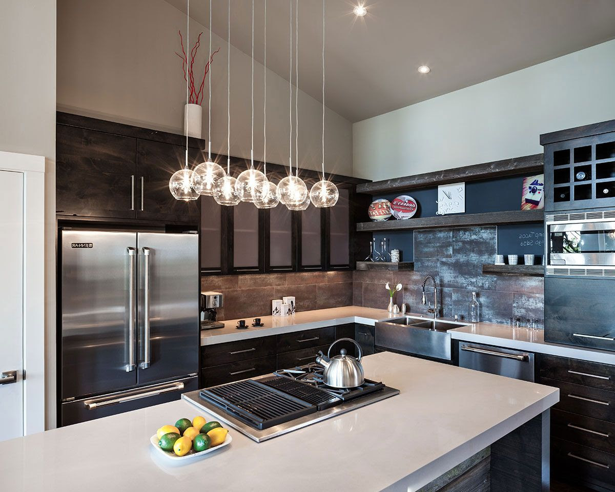 A Look At The Top 12 Kitchen Island Lights To Illuminate Your Kitchen  Modern.Place  Modern