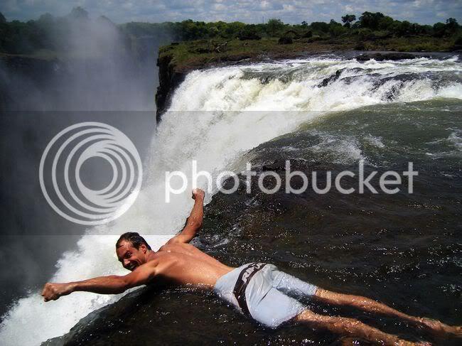 kolam renang, memacu adrenalin, pemandangan indah, pesona alam