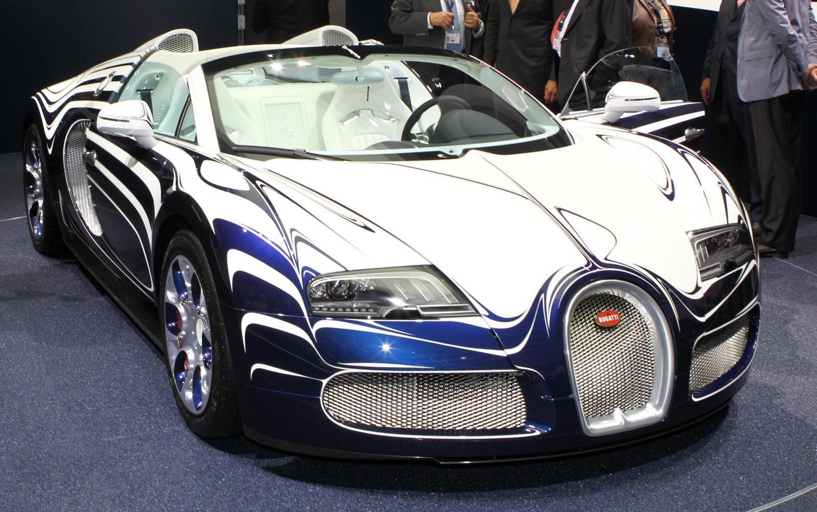 2011 Bugatti Veyron L'Or Blanc 37 - Car-Revs-Daily.com
