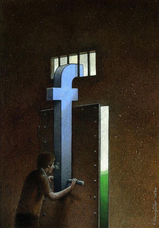 ilustraciones-satiricas-adiccion-tecnologia (12)