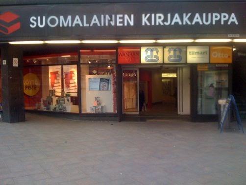 Kirjakauppa Seinäjoki