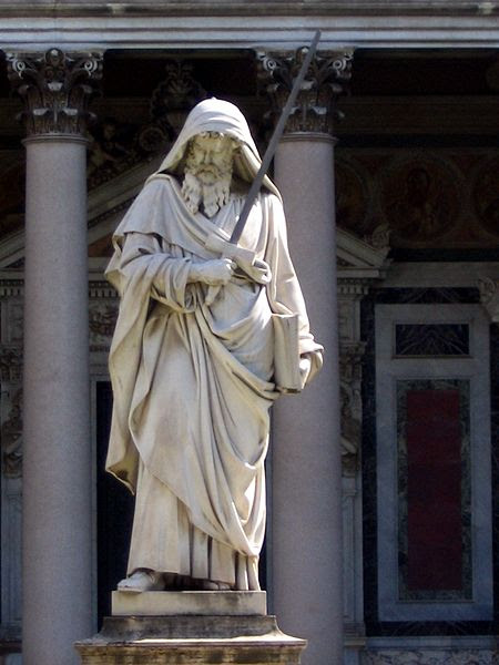 File:Roma - Basilia di San Paolo fuori le mura 4.JPG