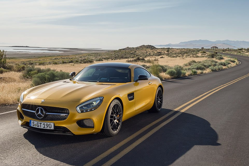 2016 Mercedes-Benz AMG GT S Price Announced - 95 Octane