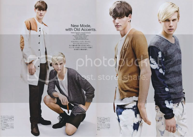 Popeye Magazine #766 February 2011 - New Mode, with Old Accents @ StreetStylista.Homme